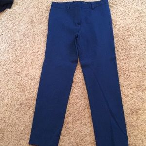NWOT Gap slim crop pants